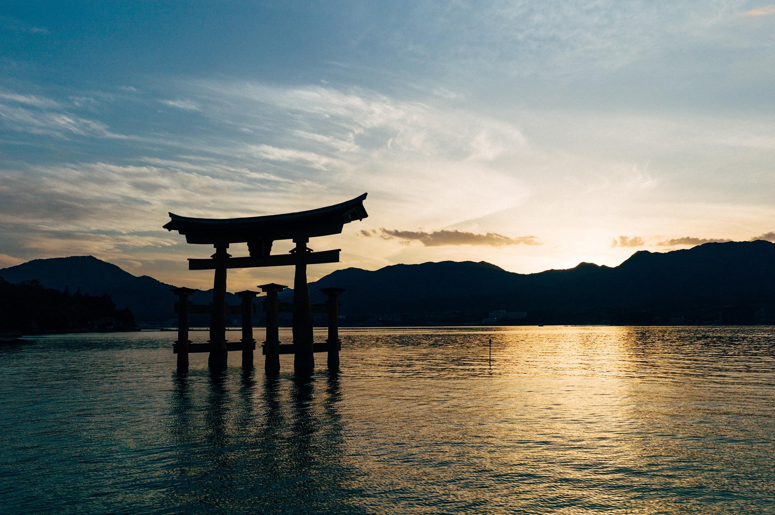広島・厳島神社